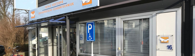 Hanssen Footcare Leiden