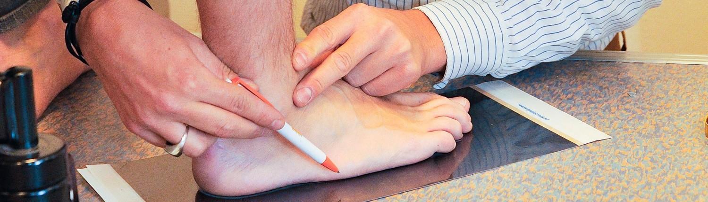 Medische sandalen