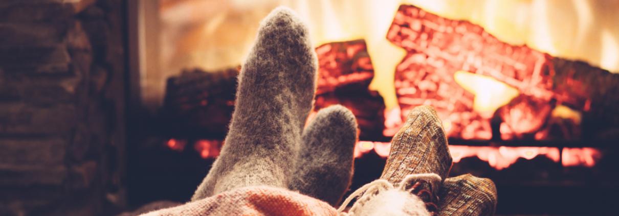 Branderige voeten